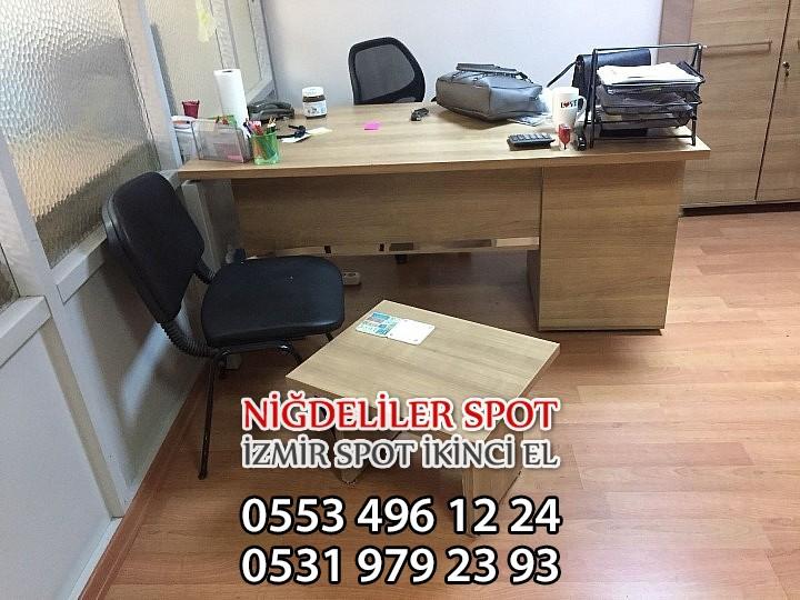 bornova spot ikinci el ofis mobilyasi masa dolap sandalye koltuk takimi alim satim